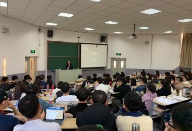 新动态 | 徐丹律师受邀为东北财经大学法学院授课